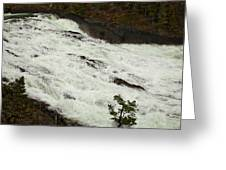 Canadian River 1746 Greeting Card