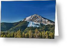 Canadian Rockies 12740 Greeting Card