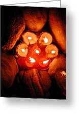 Candlelight Greeting Card