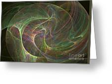 Canis Major Greeting Card