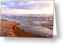 Cannon Beach Painting Greeting Card