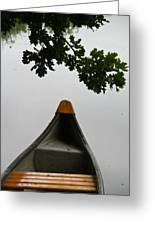 Canoe Too Greeting Card
