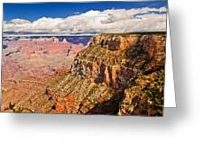Canyon View Iv Greeting Card