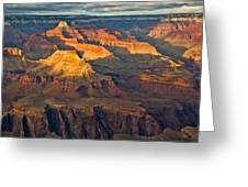 Canyon View Ix Greeting Card
