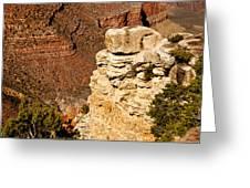 Canyon View V Greeting Card