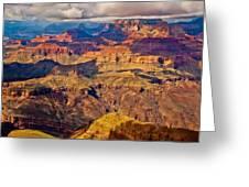 Canyon View Vi Greeting Card