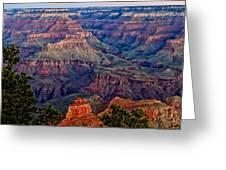 Canyon View X1 Greeting Card
