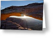 Canyonalnds National Park Greeting Card