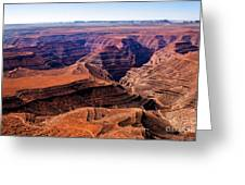 Canyonlands II Greeting Card