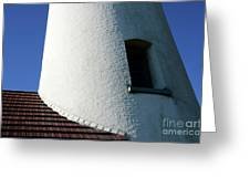 Cape Blanco Detail Greeting Card