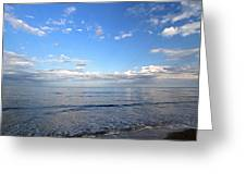 Cape Cod Summer Sky Greeting Card by Juergen Roth