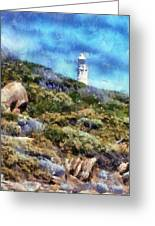 Cape Leeuwin Greeting Card