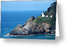 Cape Mears Lighthouse Greeting Card