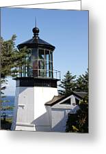 Cape Mears Or Lighthouse 1 Greeting Card