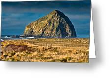 Cape Mendocino Greeting Card