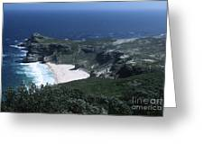 Cape Of Good Hope - Africa Greeting Card