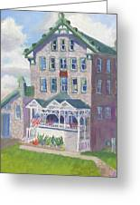 Cape Vincent Ny Fisheries Building Greeting Card