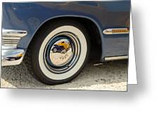 Car 202 Greeting Card