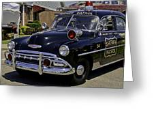 Car 54 Where Are You Greeting Card