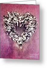 Cardia Greeting Card