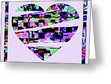 Cardiac Greeting Card