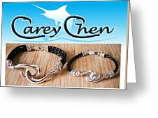 Carey Chen Jewelry Greeting Card