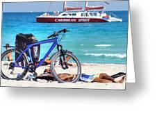 Caribbean Spirit Greeting Card
