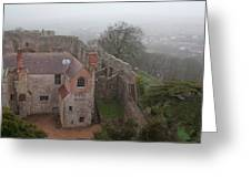 Carisbrook Castle Greeting Card