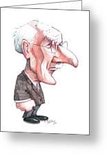 Carl Jung, Caricature Greeting Card