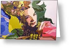 Carmen Greeting Card