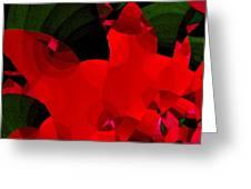 Carnivale 4 Greeting Card