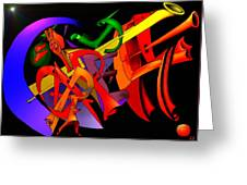 Carpe Diem IIi Greeting Card