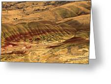 Carroll Rim Painted Hills Greeting Card