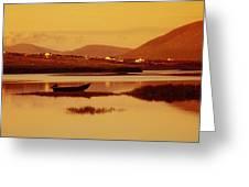 Cashel, Achill Island, County Mayo Greeting Card