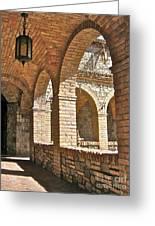 Castello Amorosa Greeting Card
