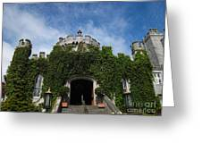 Castle Entry Greeting Card
