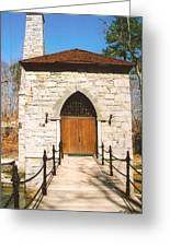 Castle Mcculloch Greeting Card