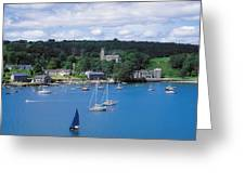 Castletownsend, Co Cork, Ireland Greeting Card