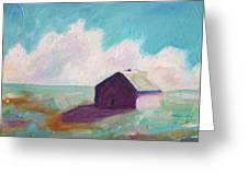 Catawba Virginia Barn Greeting Card