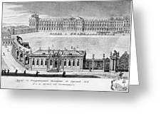 Catherine Palace, 1761 Greeting Card