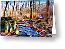 Catoctin Woods Greeting Card