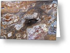 Cave Formations 17 Greeting Card