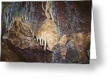 Cave Formations 31 Greeting Card