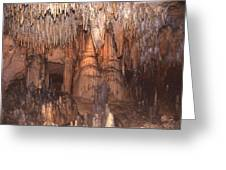 Cave Formations 5 Greeting Card