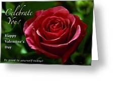 Celebrate You Greeting Card