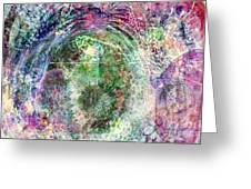 Cell Dreaming 2 Greeting Card
