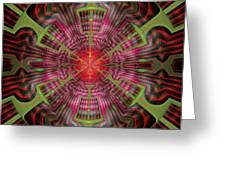 Center Point Greeting Card