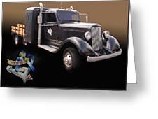 Cfac 36 Dodge Greeting Card