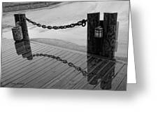 Chained Together Greeting Card