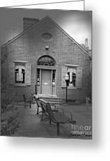 Chamber Of Commerce Elkton Md Greeting Card by Lorraine Louwerse